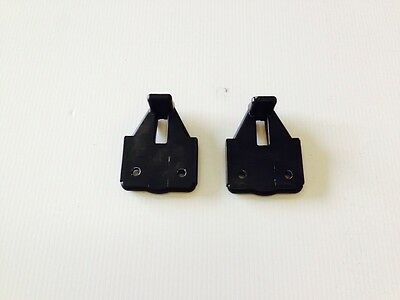 Honda S2000 AP1 AP2 99-09 x2 OEM Soft Top Hard Top Front Latches Clips Fasteners