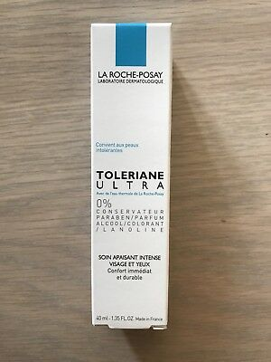 LA ROCHE-POSAY Toleriane Ultra Intense Soothing Care Face/Eyes 40ml