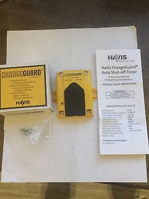 havis chargeguard auto shut off timer CG-X charge guard NEW!!!