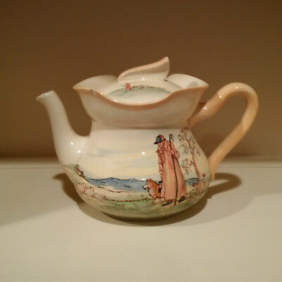 Royal Doulton COTSWOLD SHEPHERD Large Teapot