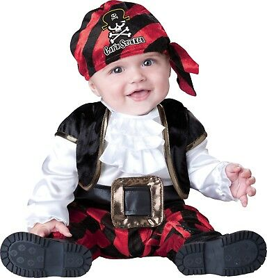 In Character Cap'n Stinker 12-18 Months