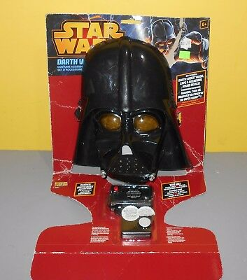 Star Wars Darth Vader Breathing Device & Mask by Rubies #5510