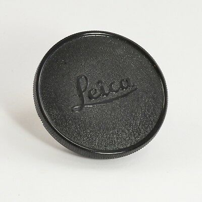 Rare Vintage Leica camera metal tab body cap