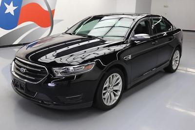 2016 Ford Taurus Limited Sedan 4-Door