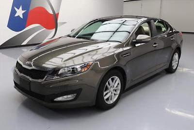 2013 Kia Optima LX Sedan 4-Door 2013 KIA OPTIMA LX GDI AUTO CRUISE CTRL CD AUDIO 38K MI #186274 Texas Direct