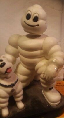 Michelin Man and Dog