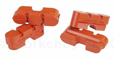Koolstop Road Pad Insertss Brake Shoes K//s Campy Pad S Record Blkf//10s 11s