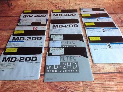 COMMODORE 64 ASSORTED GAMES on Floppy Disk. C64 Games Various Lot Bulk 9