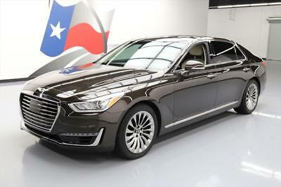 2017 Hyundai Genesis  2017 HYUNDAI GENESIS G90 5.0L ULTIMATE SUNROOF NAV 2K #028328 Texas Direct Auto