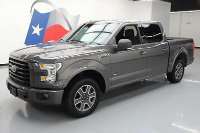 2015 Ford F-150  2015 FORD F-150 TEXAS XLT SPORT CREW ECOBOOST 42K MILES #F16680 Texas Direct