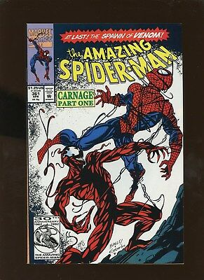 Amazing Spider-Man 361 NM 9.2 * 1 Book Lot * 1st Carnage!!!