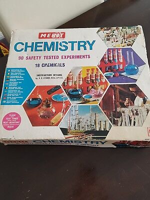 Merit chemistry england set not complete