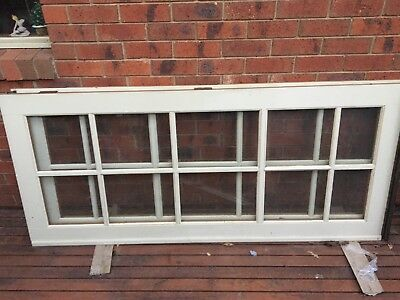 Vintage Double French Doors