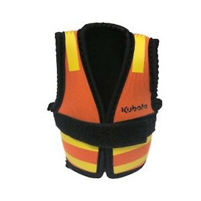 Kubota HI-VIS Vest Stubby Holder Part# J890