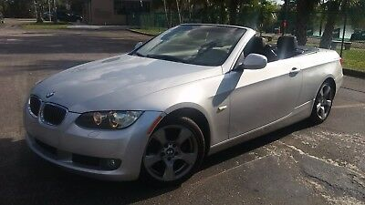 2010 BMW 3-Series  AMAZING 2010 BMW 328 CONVERTIBLE CLEAR TITLE 92000MILES