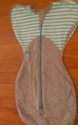 Love To Dream Baby Swaddle Winter SMALL