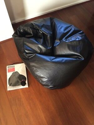 Black Bean Bag with extra cover