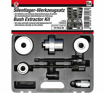 Silent Camp Tool Set VW POLO 9N No Upgrade required 98253