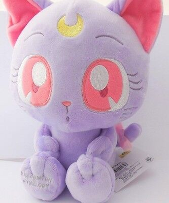 Sailor Moon My Melody LUNA Plush Doll Sanrio From Japan 2017.8 F/S No chain type