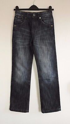 Lovely Indigo Straight Fit Traditional Jeans from Ripstop - Age 12yrs - Fab!
