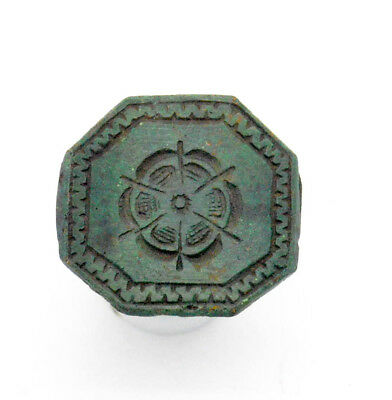 Medieval Viking Period Ring with drawing
