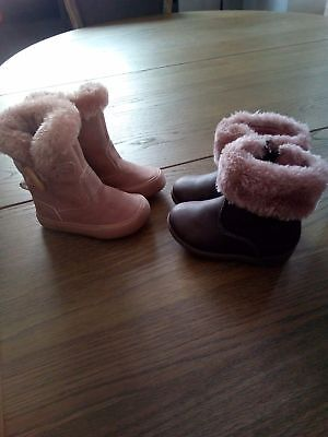 Lot chaussures fille taille 20/21