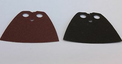 Black /& Brown LEGO® Star Wars™ Two Jedi Capes Official Capes