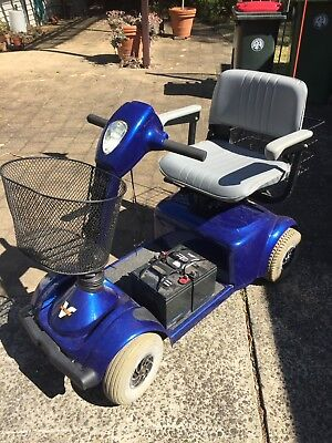 "Victory mobility scooter - In ""As Is"" Condition & no battery"