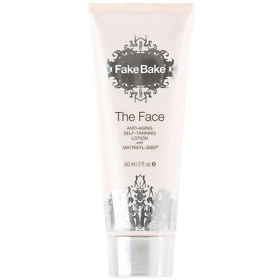 Fake Bake Gradual The Face Anti Aging Self Tanning Lotion 60ml for women
