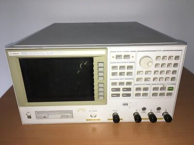 Agilent 4395A Network Spectrum Impedance Analyzer