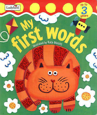 My Book Of First Words My First Picture Book Stileman Kali Very