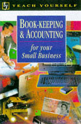 Teach Yourself Book-Keeping & Accounting (TYBP), Truman, Mike, Very Good Book