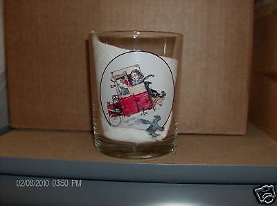 Norman Rockwell Glassware Collection Soap Box Racer