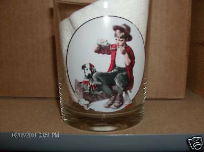 Norman Rockwell Glassware Collection Bedside Manner
