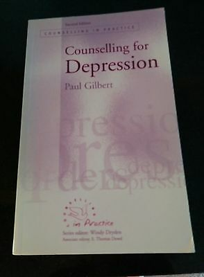 Counselling for Depression-  Paul Gilbert