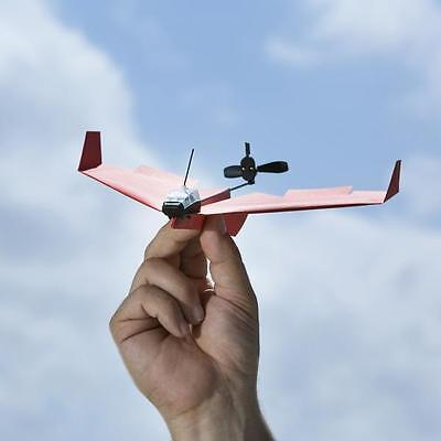 PowerUp 3.0 SMARTPHONE CONTROL Remote RC Iphone/Android Paper Airplane