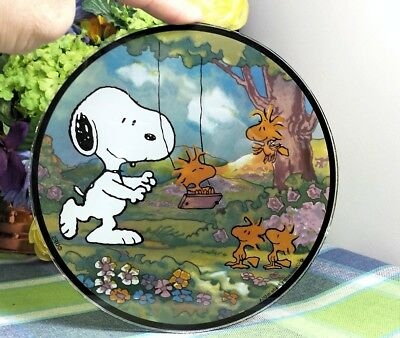 Glassmasters Snoopy and WOodstock Stained Glass Suncatcher unfinished