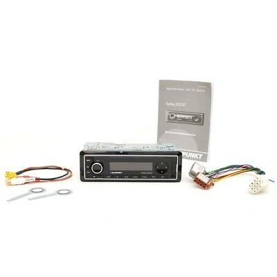 Tracker Boat Bluetooth / MP3 Radio 174482 | Syney 220 BT  Black (Kit)