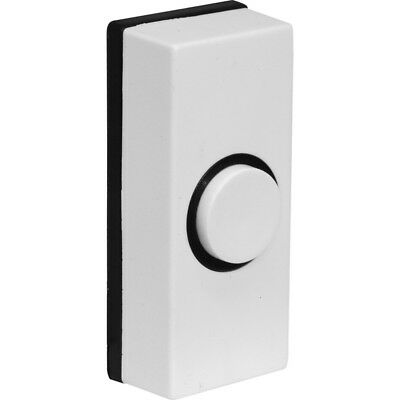 Door Bell Chime Bell Push Press Button  White Black Inserts