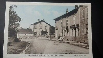 carte photo damvillers