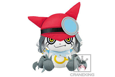 DIGIMON Universe Appli Monsters Gatchmon Peluche 34cm Banpresto JAPON 2016 plush