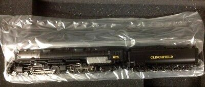 Clinchfield Challenger N Scale - Athearn