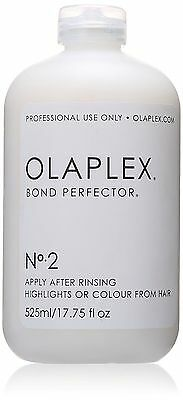 OLAPLEX Large Salon SIZE No. 2 Bond Perfector 525ml NEW Sealed FREE EXPRESS Del