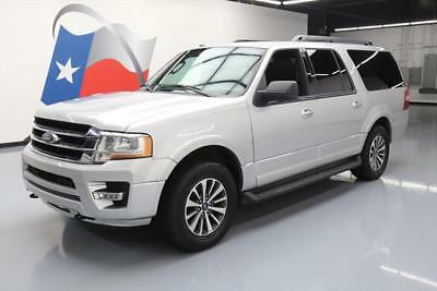 2016 Ford Expedition  2016 FORD EXPEDITION EL XLT 4X4 ECOBOOST LEATHER 59K MI #F15282 Texas Direct