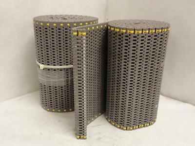 "171584 New-No Box, Rexnord HP8506-12MTW Lot Conveyor Belt, 2-Rolls, 18'L, 12"" W"