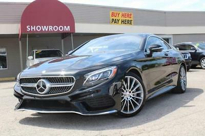 2016 Mercedes-Benz S-Class  2016 Mercedes-Benz S-Class S550 4MATIC Coupe
