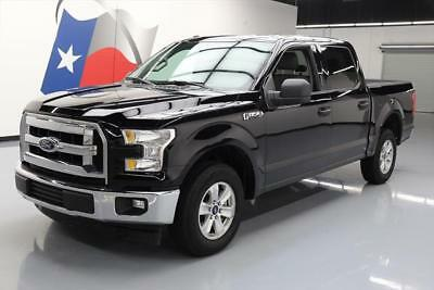 2017 Ford F-150  2017 FORD F150 XLT CREW 5.0L BEDLINER ALLOY WHEELS 14K #A35096 Texas Direct Auto