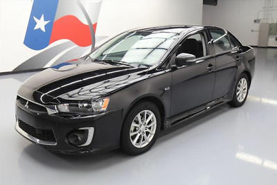 2016 Mitsubishi Lancer  2016 MITSUBISHI LANCER ES AUTO CRUISE CTRL ALLOYS 38K #007895 Texas Direct Auto