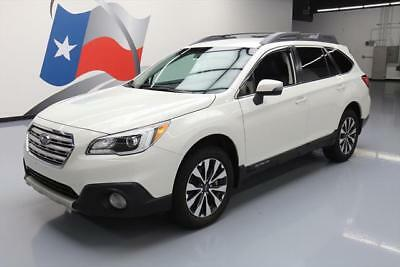2015 Subaru Outback  2015 SUBARU OUTBACK 2.5I LIMITED AWD HTD LEATHER 55K MI #241797 Texas Direct