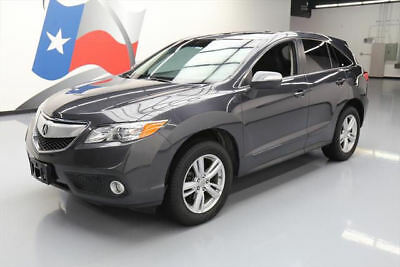 2013 Acura RDX Base Sport Utility 4-Door 2013 ACURA RDX TECH LEATHER SUNROOF NAV REAR CAM 56K MI #004986 Texas Direct